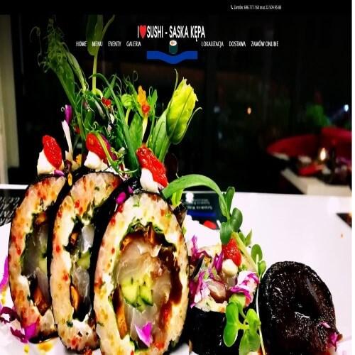 Sushi z dostawą