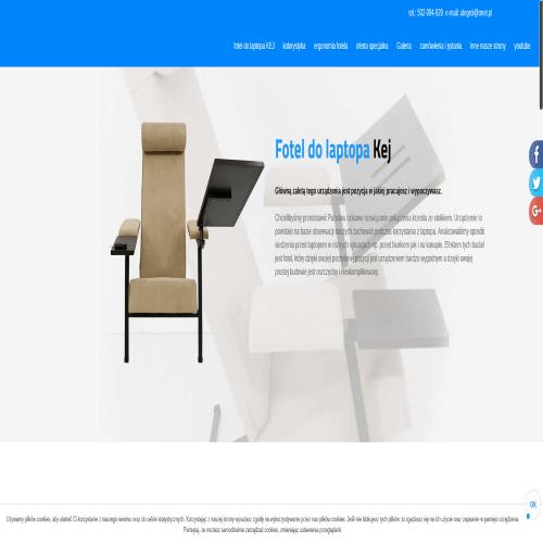 Producent foteli i biurek dla graczy