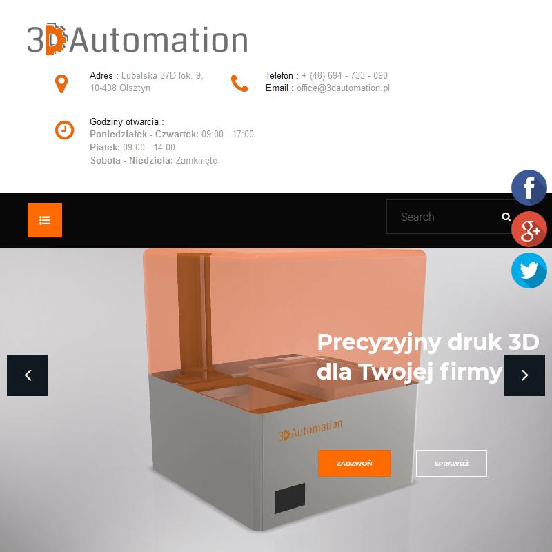 Precyzyjne drukowanie 3D