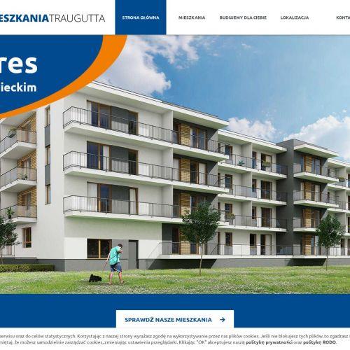 Sprzedaż mieszkań developerskich