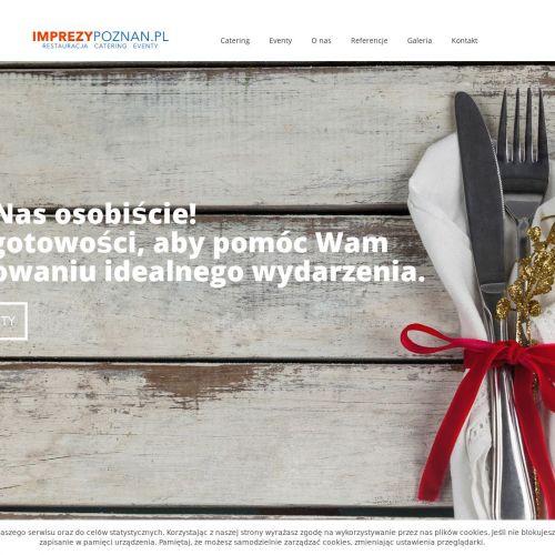 Catering na imprezy - Poznań