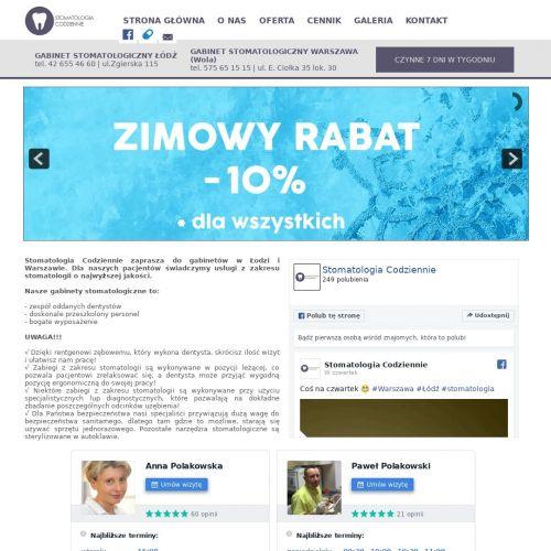 Dobry stomatolog - Warszawa Wola