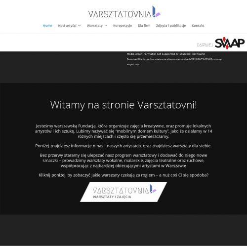 Warsztaty improwizacji - Warszawa