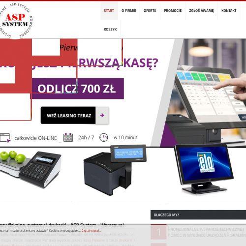 Systemy fiskalne - Warszawa