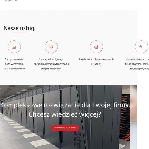Firma informatyczna - Poznań