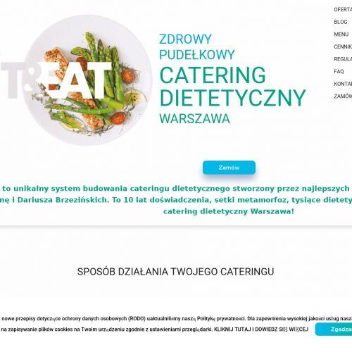 Catering dieta - Warszawa