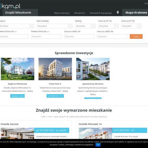 Apartamenty - Kraków Bronowice