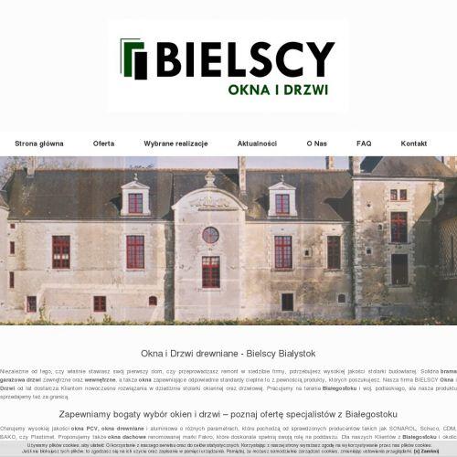 Drzwi i okna drewniane - Białystok