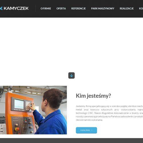 Frezowanie - Katowice