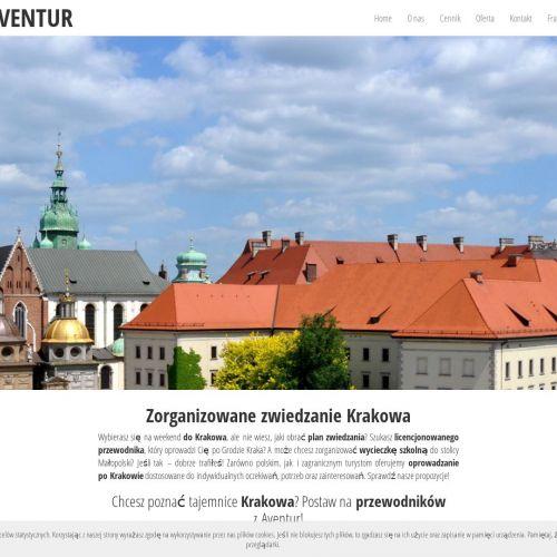 Przewodnik po Krakowie dla dzieci