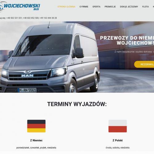 Transport z Polski do Niemiec