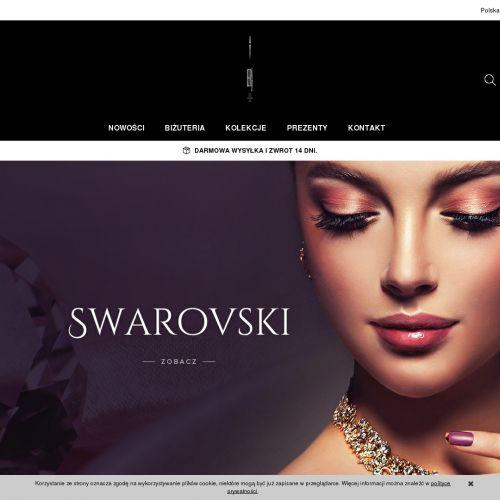Biżuteria Swarovski - Warszawa