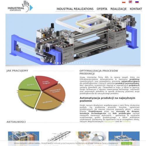 Instalacje przemysłowe