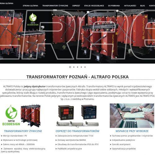 Transformatory dla farm fotowoltaicznych
