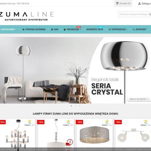 Oświetlenie marki Zuma Line