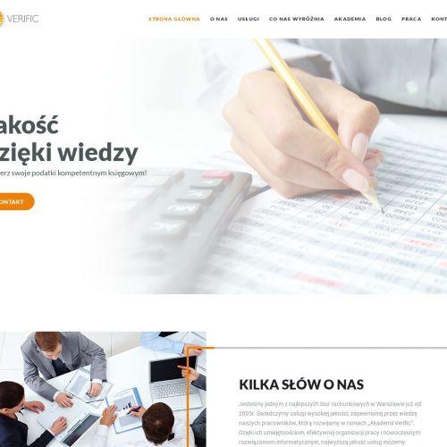 Biuro podatkowe z Warszawy