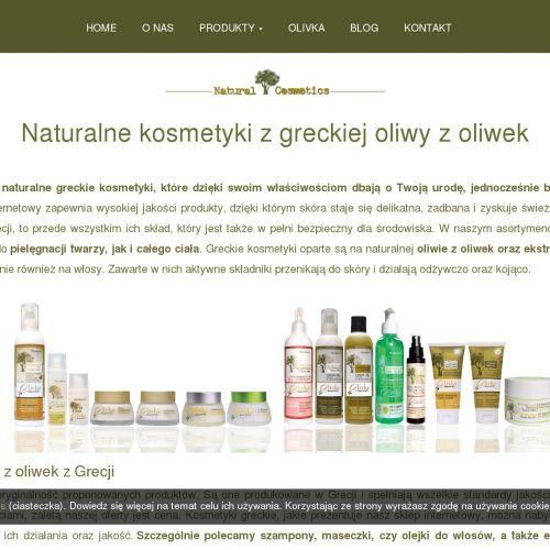 Kosmetyki naturalne w sklepie internetowym