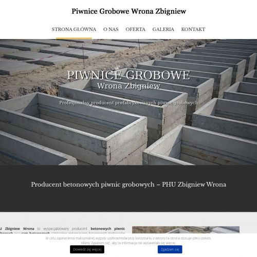 Producent grobowców