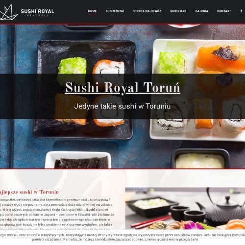 Restauracja sushi w Toruniu