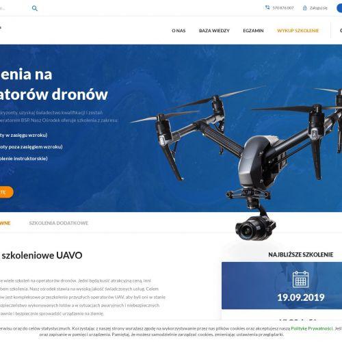 Centrum Szkoleniowe UAVO