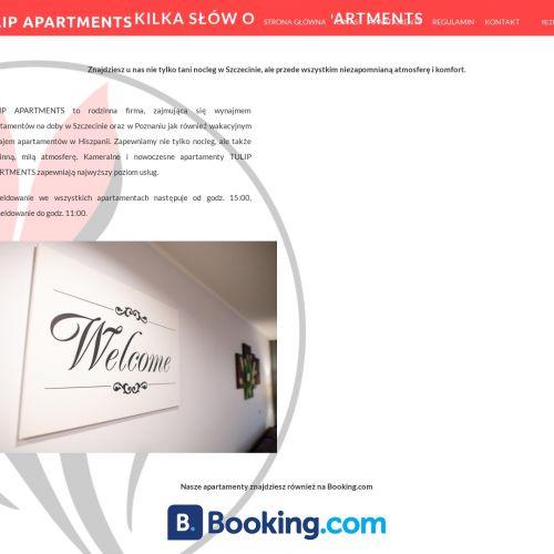 Tanie apartamenty w Poznaniu