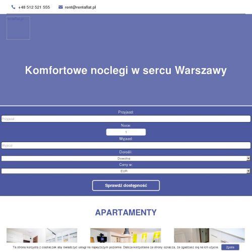Tanie apartamenty w centrum Warszawy