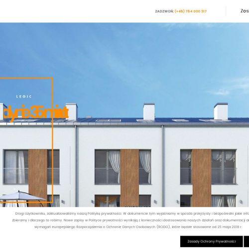Domy na sprzedaż pod Warszawą