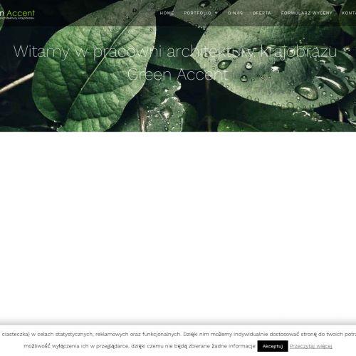 Pracownia projektowania zieleni