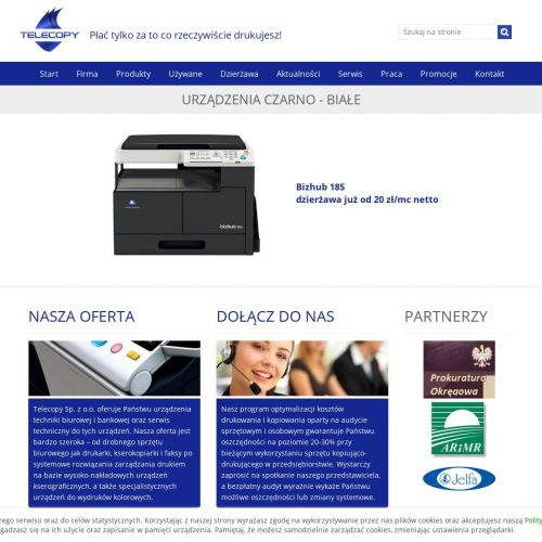 Poleasingowe drukarki