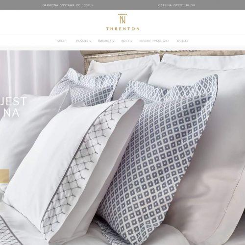 Luksusowe komplety do łóżka