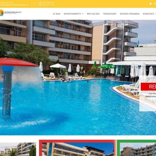 Apartamenty na sprzedaż w Bułgarii