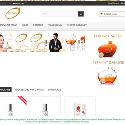Perfumy na mililitry podobne do markowych