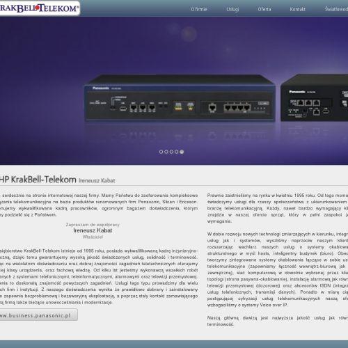 Komputerowe sieci LAN – Małopolska