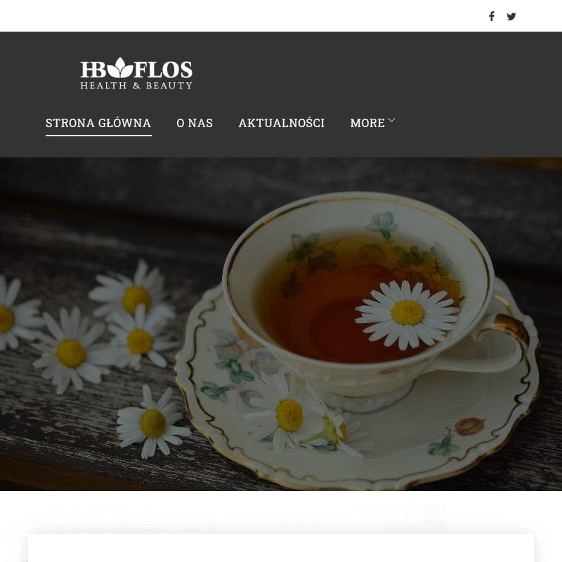 Ekologiczne herbaty ziołowe