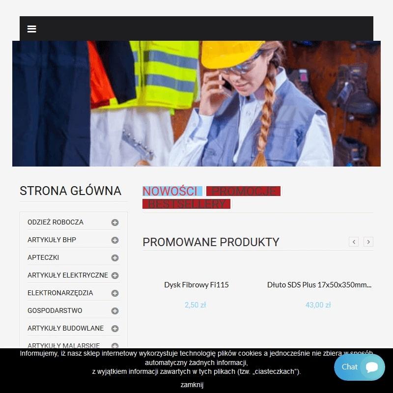 Hurtownia online z siedzibą w Bytomiu
