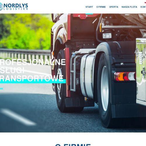 Usługi transportowe do Szwecji
