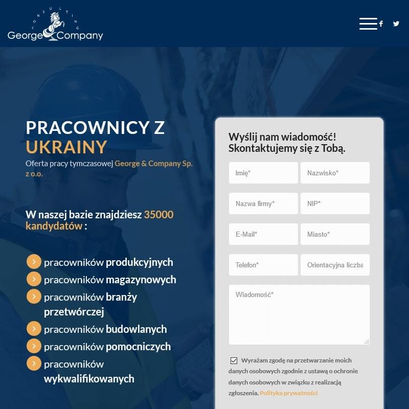 Biuro pracy z ogłoszeniami na Wrocław