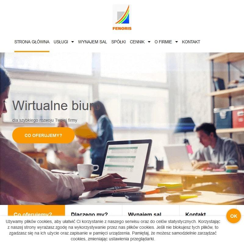 Wirtualna siedziba spółki