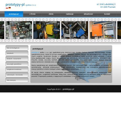 Projektowanie maszyn do automatyzacji produkcji
