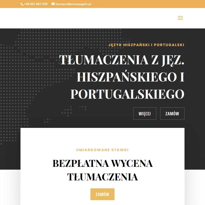 Biuro tłumaczeń języka portugalskiego