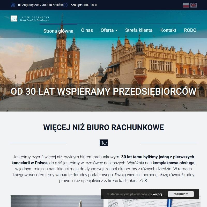 Kancelaria doradztwa podatkowego – Kraków