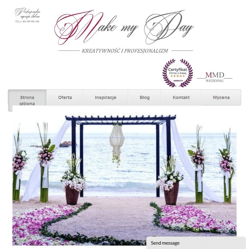 Kompleksowa organizacja wesel