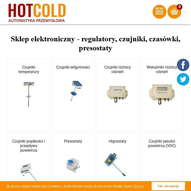 Rejestratory temperatury z powiadomieniem SMS