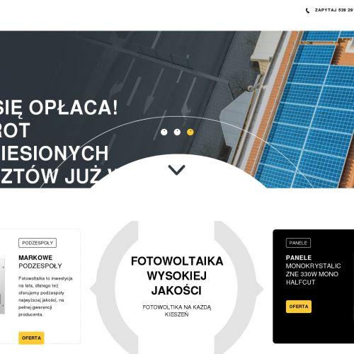Fotowoltaika dla gospodarstw rolnych – Lublin