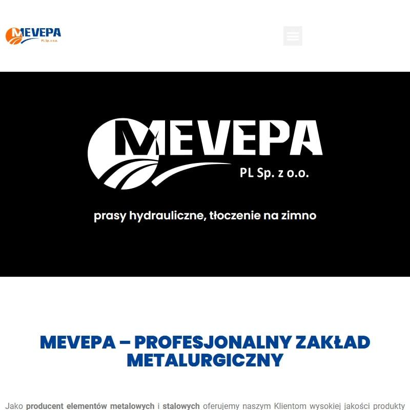 Producent elementów metalowych