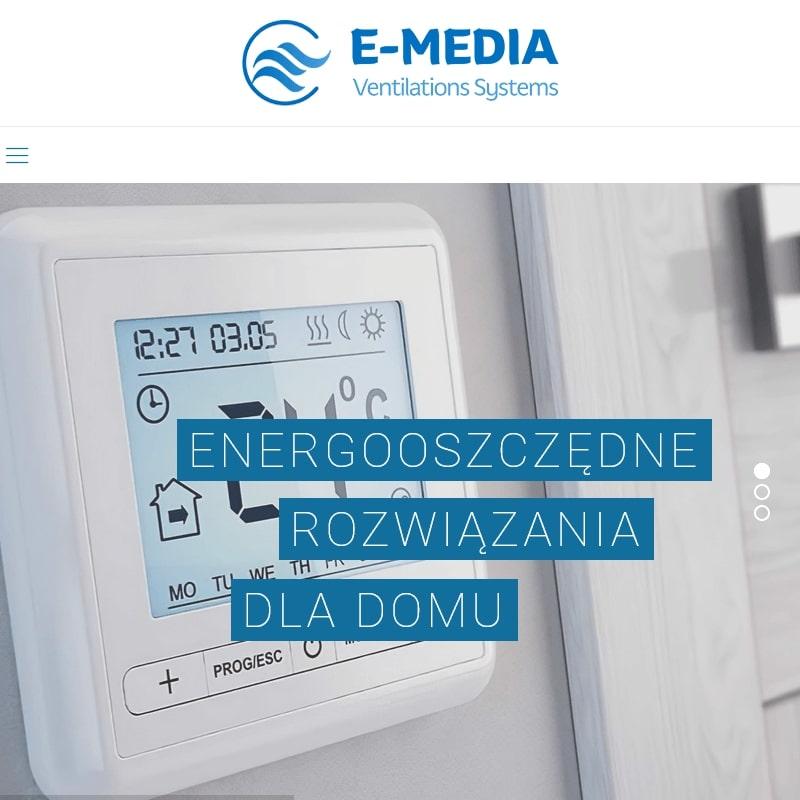Rekuperatory dla Klientów z Katowic