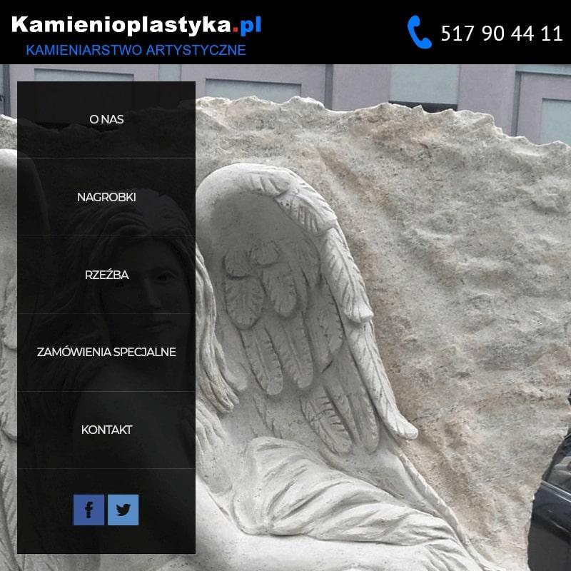 Kamieniarstwo artystyczne – Łódź