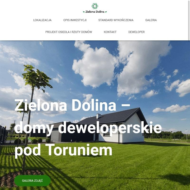 Nowe inwestycje mieszkaniowe w Toruniu