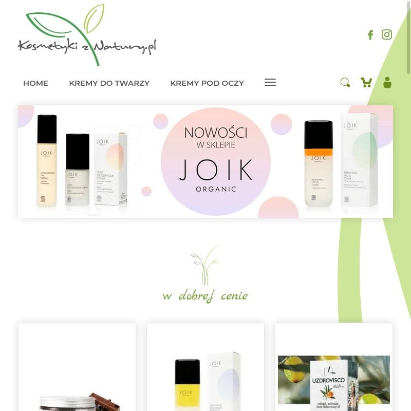 Naturalne kosmetyki bez SLS i parabenów