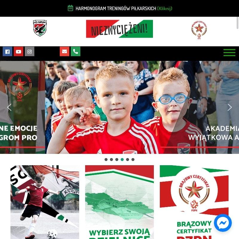Piłka nożna dla dzieci – Warszawa